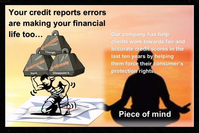 Recover your financial life