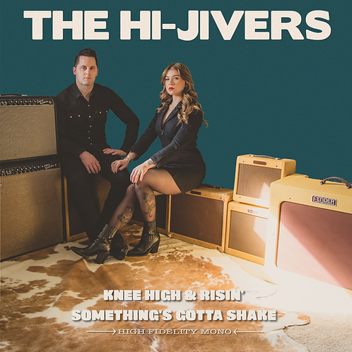 The Hi-Jivers Vinyl 45