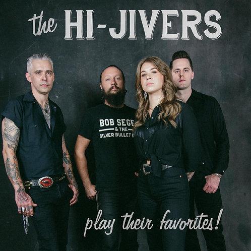 The Hi-Jivers - Play Their Favorites    (CD)