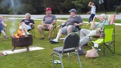 Camp fire conversations