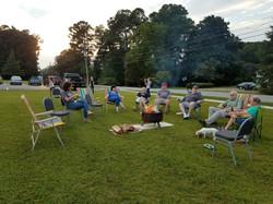 Campfire fellowship