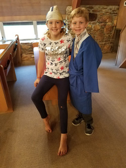 Brooke and Christian
