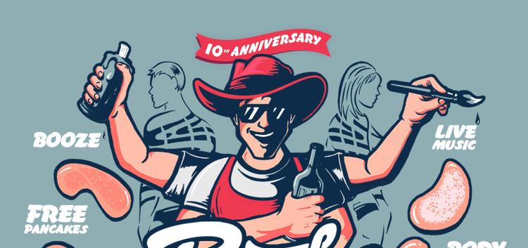 Pancakes and Booze Dallas 2019