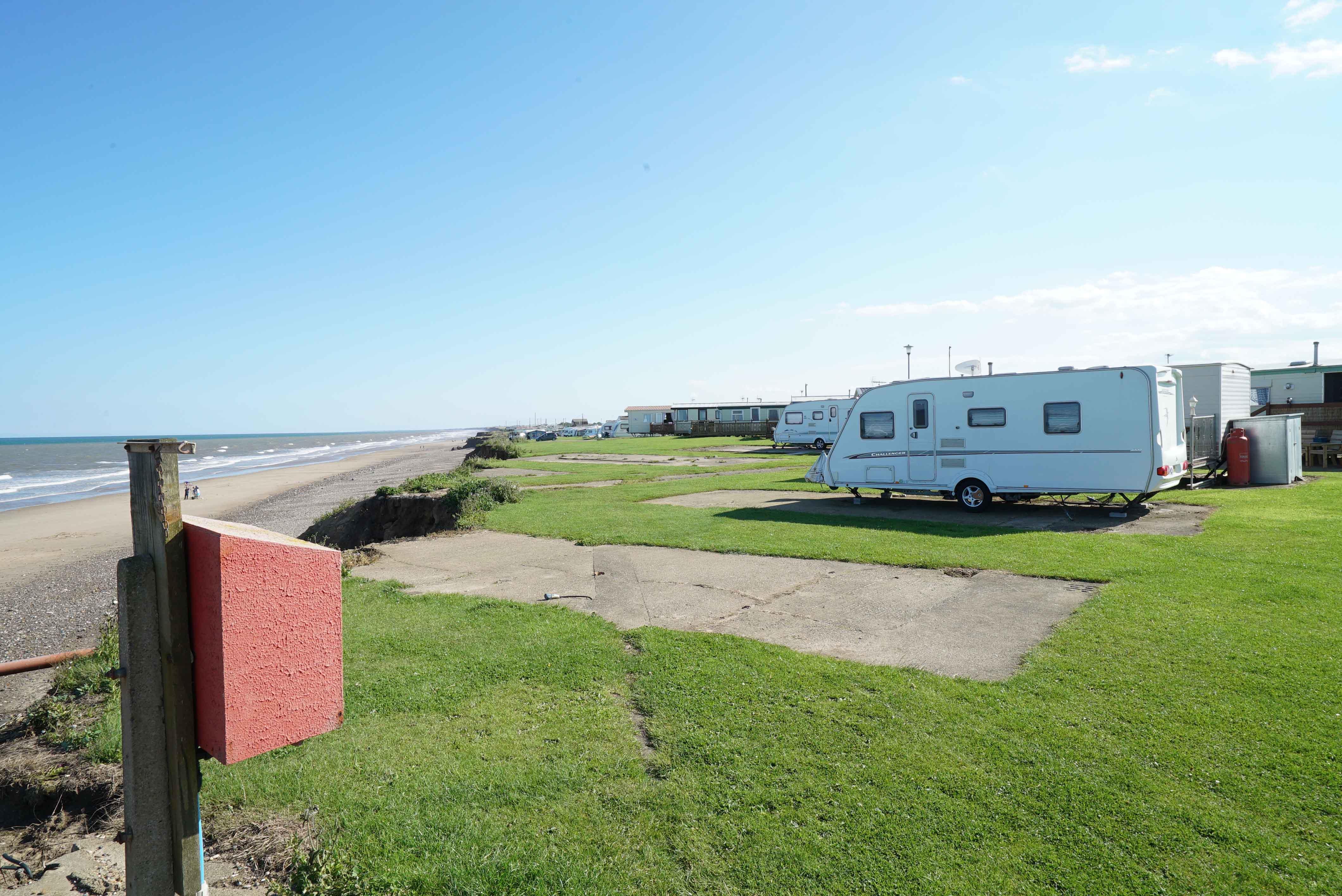 Seaside caravan Park02