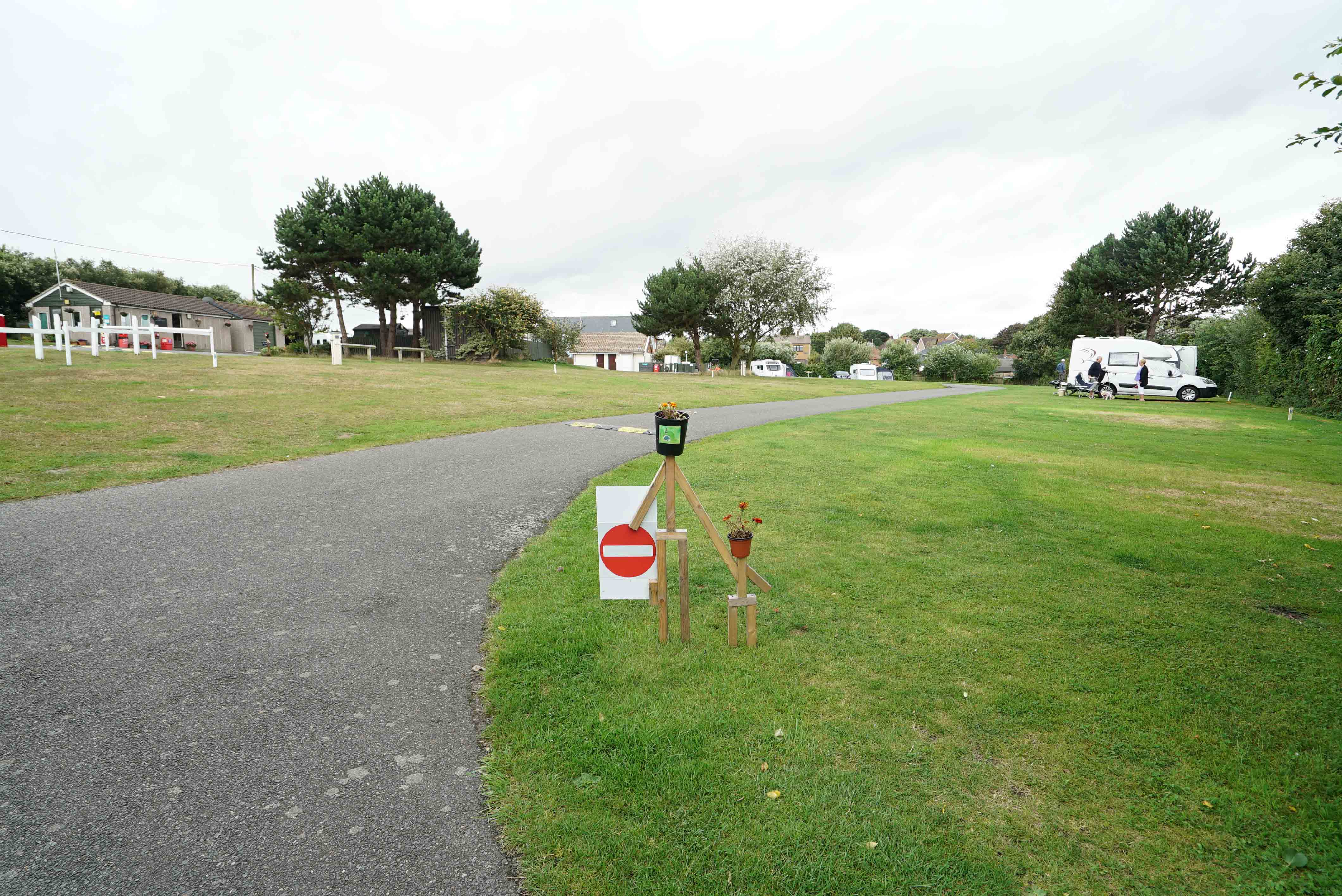 White House Beach Caravan Club Site03