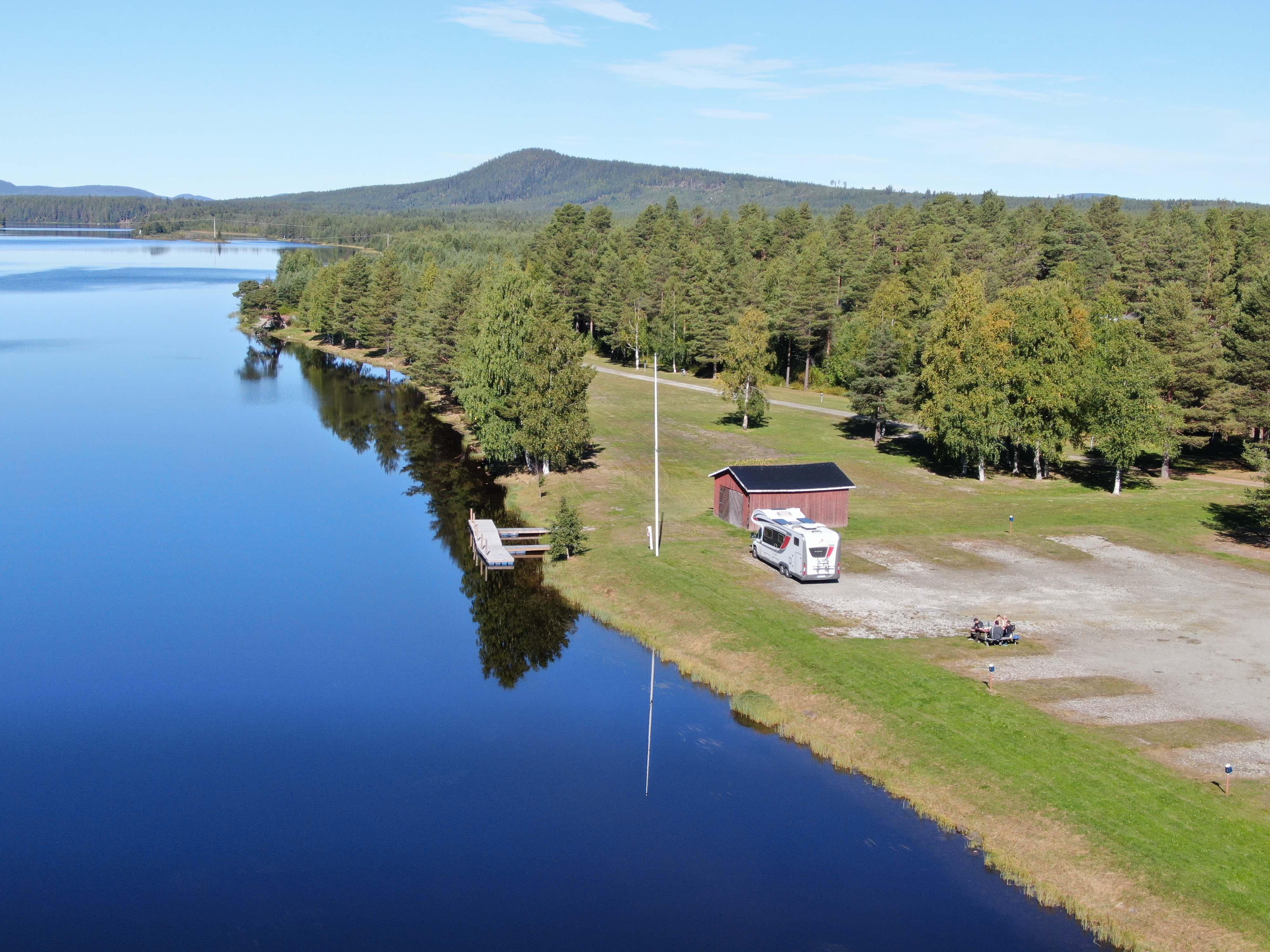 Åsele Camping01