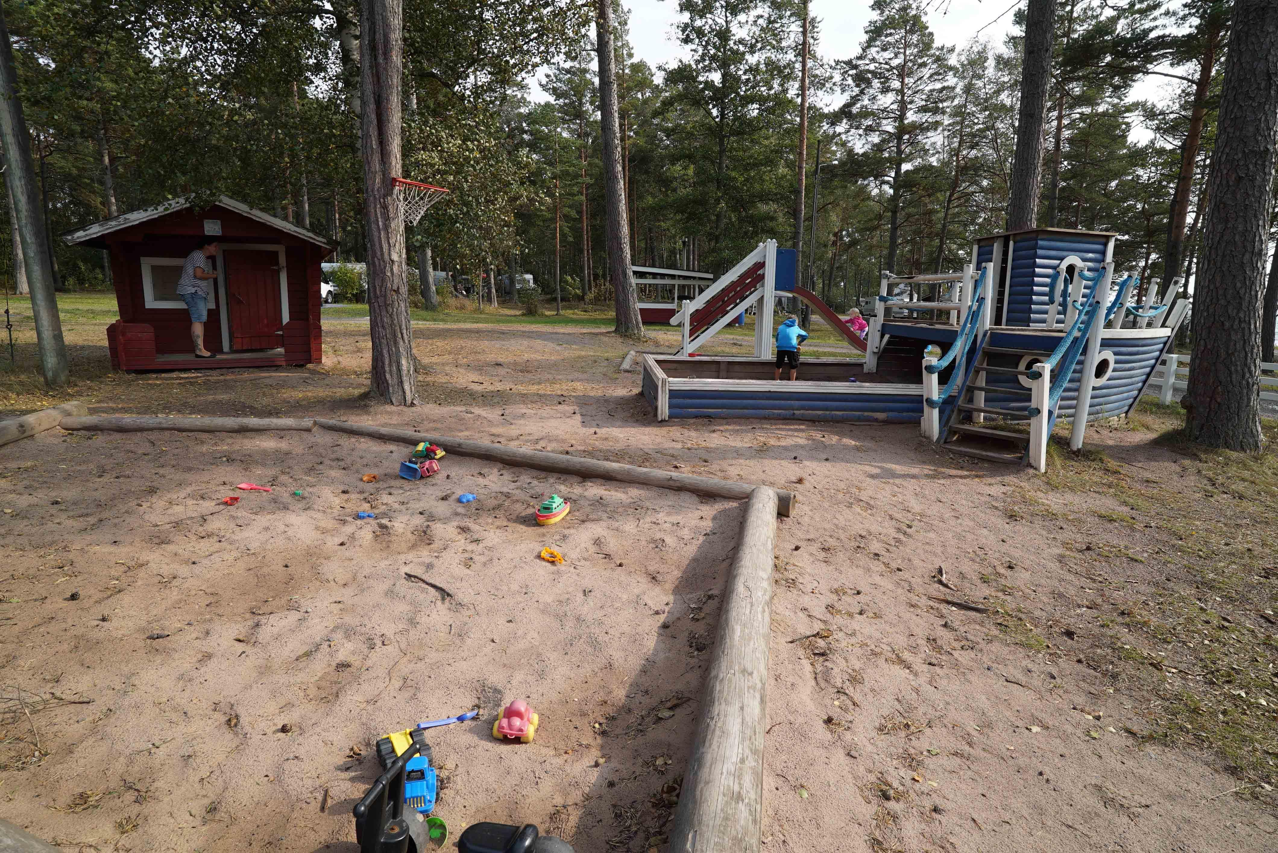 Siikaranta Camping07