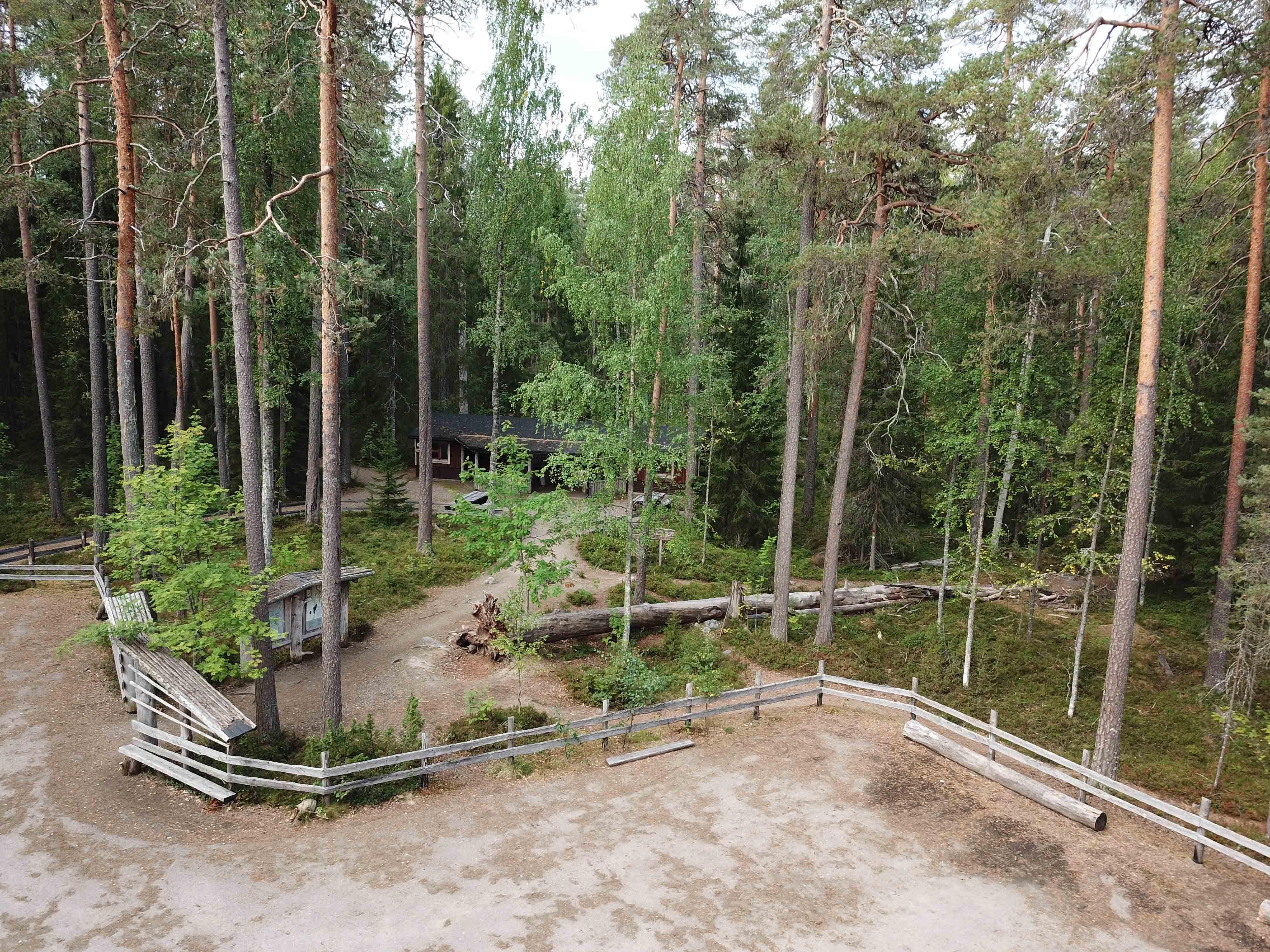 Wanderparkplatz Pyhä-Häkki03