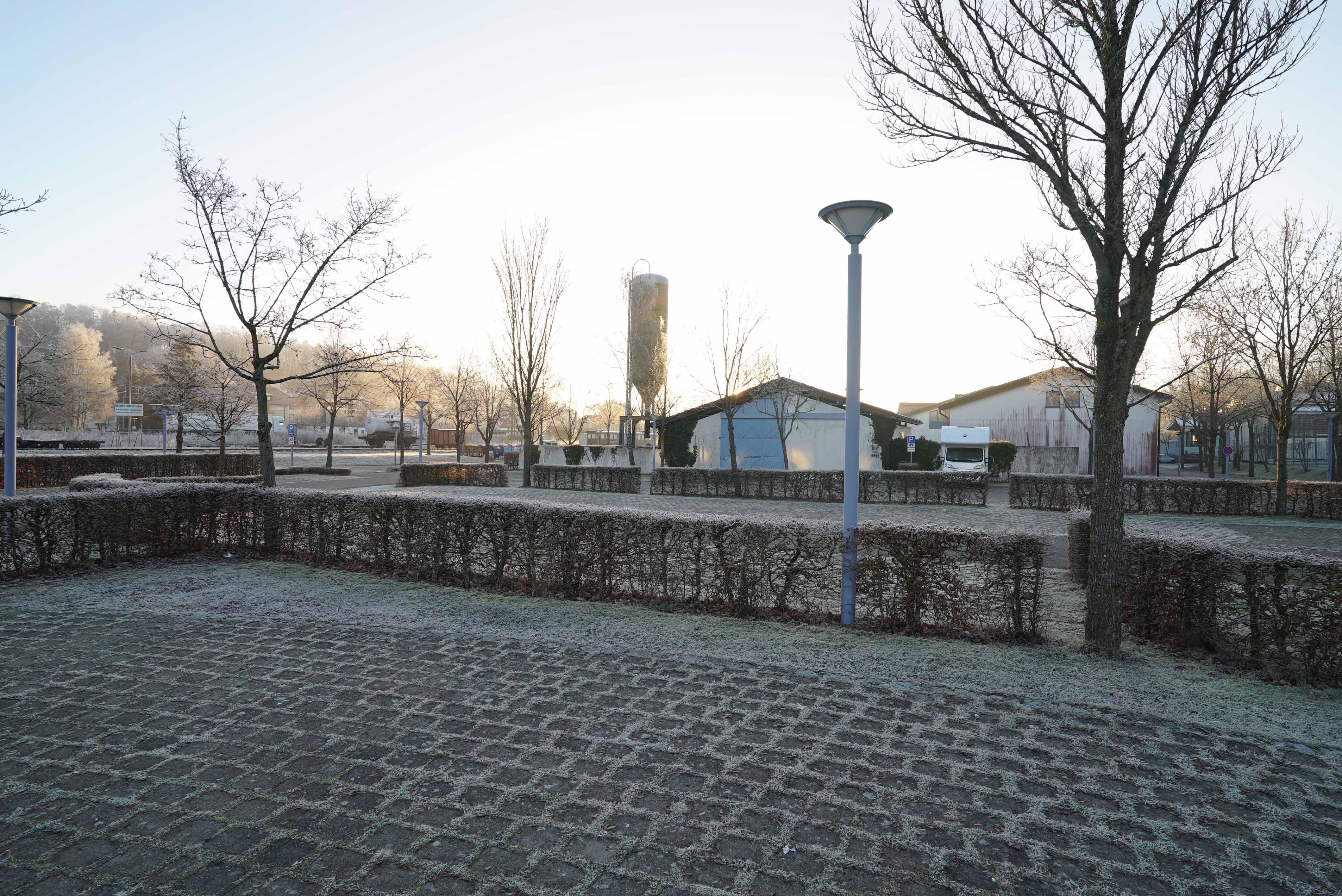 Wohnmobilparkplatz Amstetten02