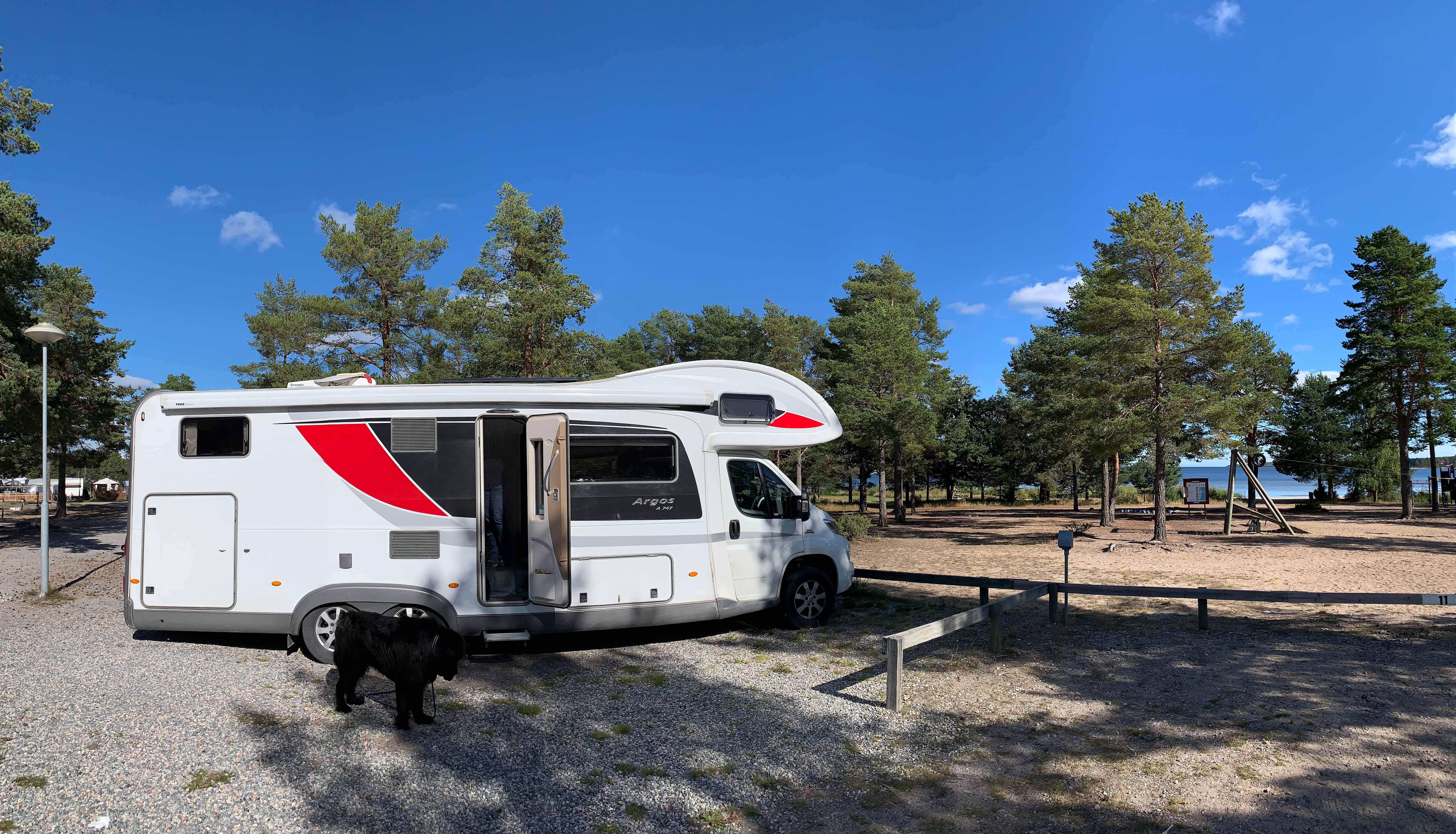 Bergafjärdens Camping01