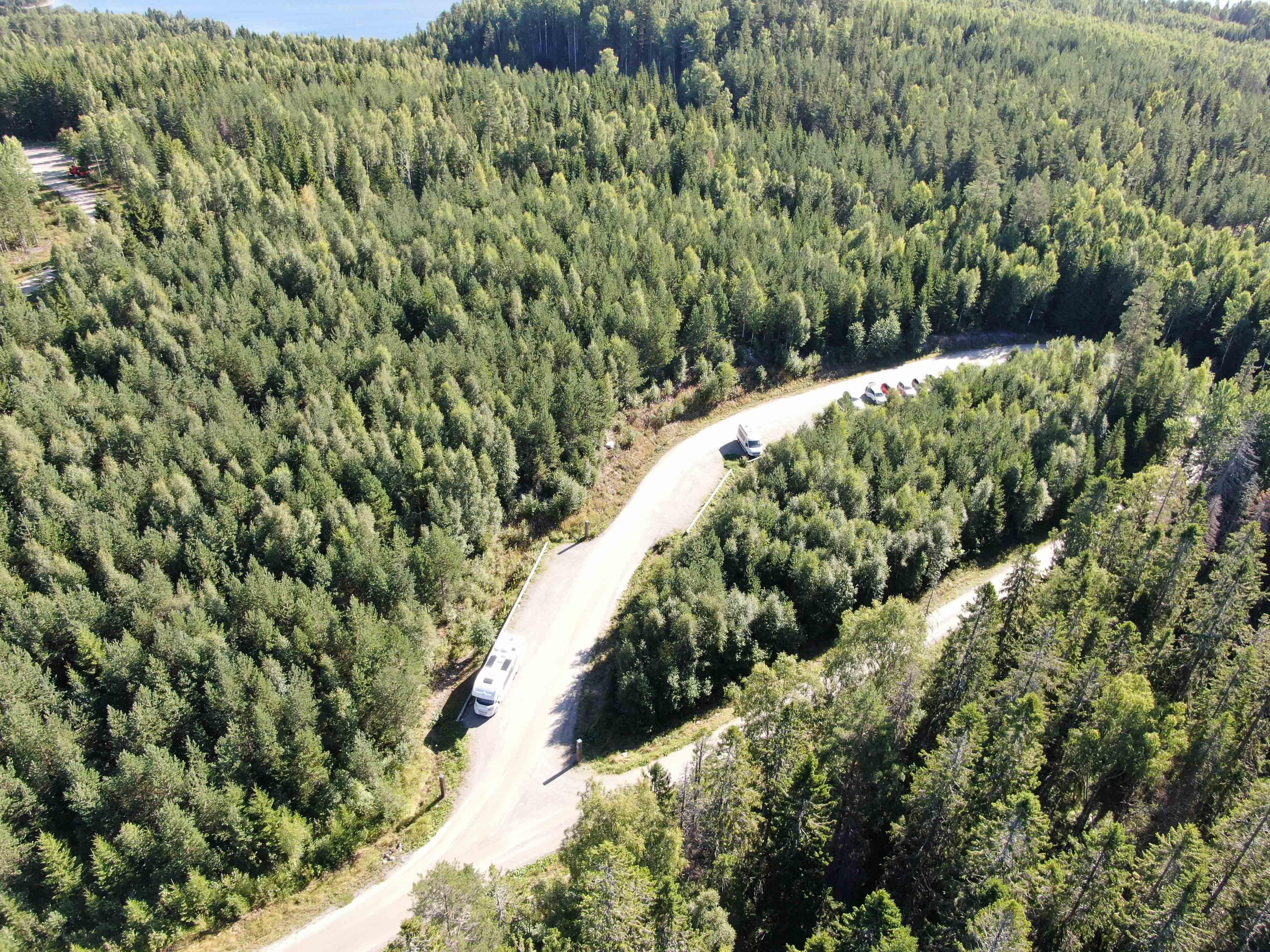 Skuleskogen EIngang Nord01