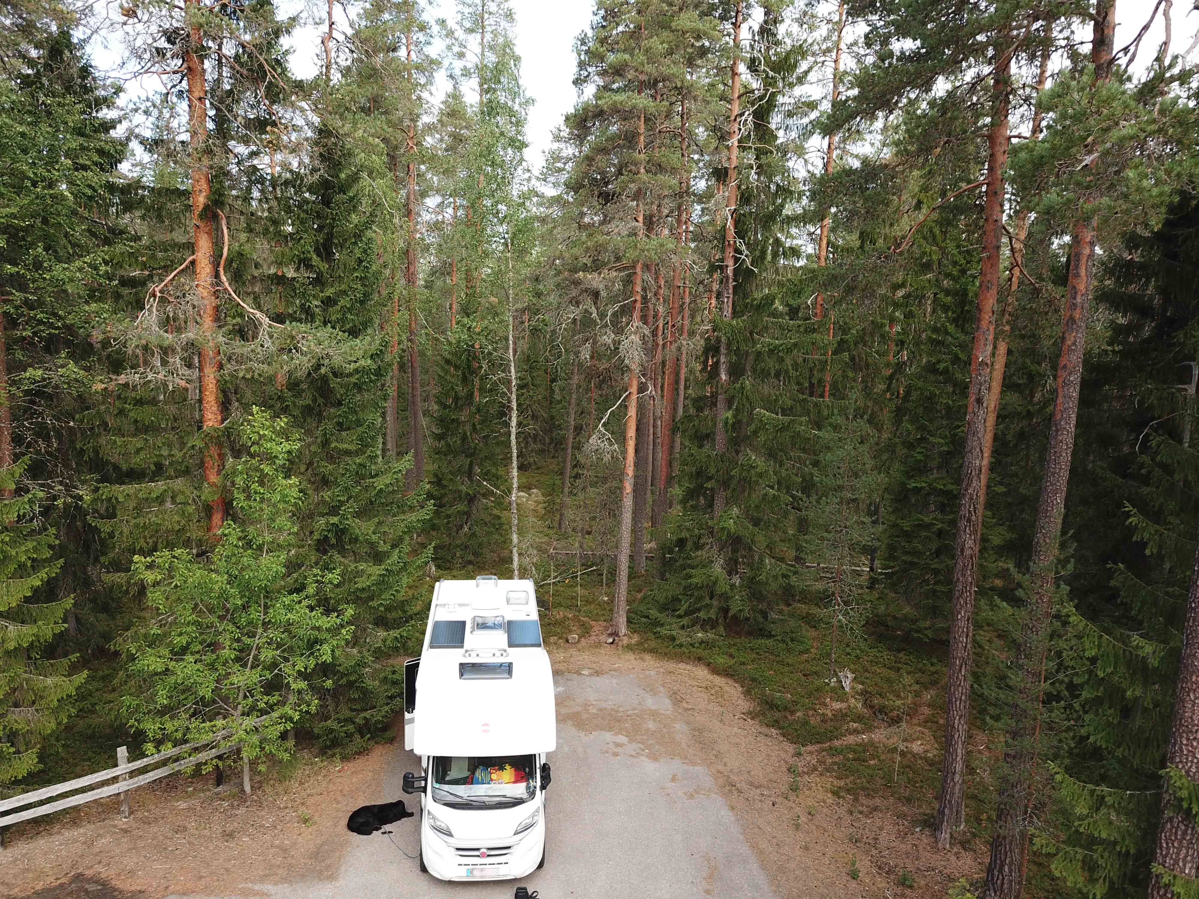 Wanderparkplatz Pyhä-Häkki02