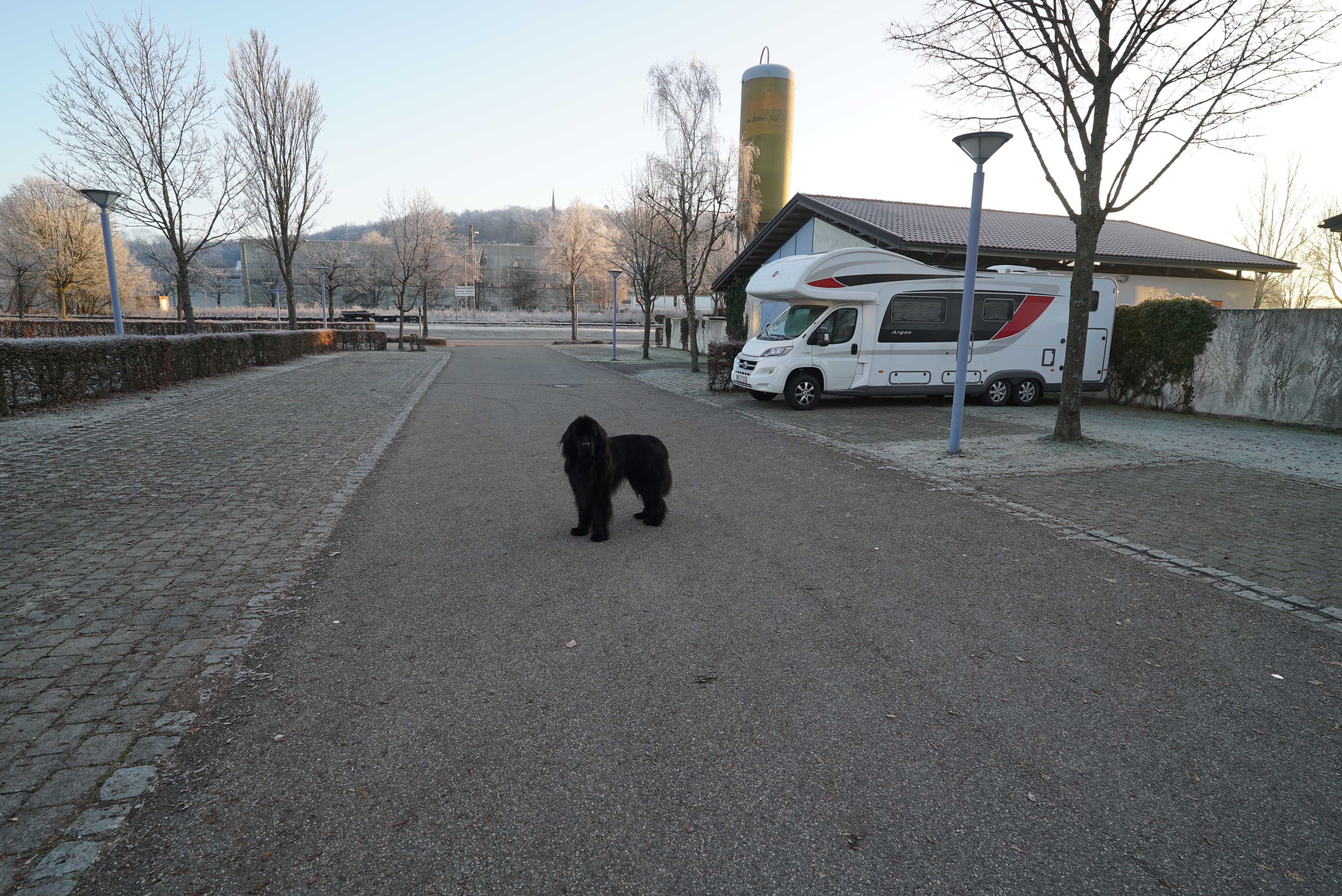 Wohnmobilparkplatz Amstetten01