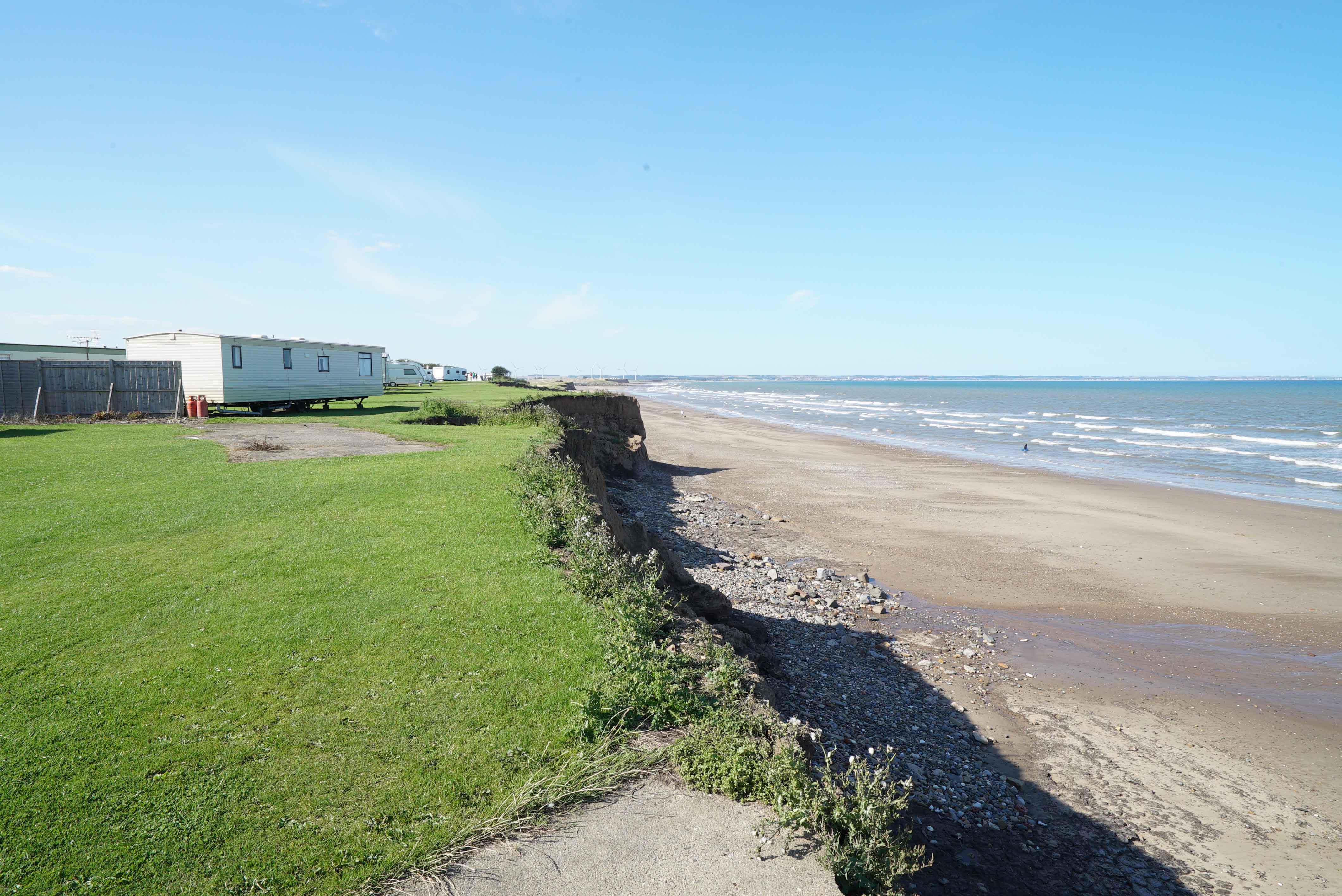 Seaside caravan Park01