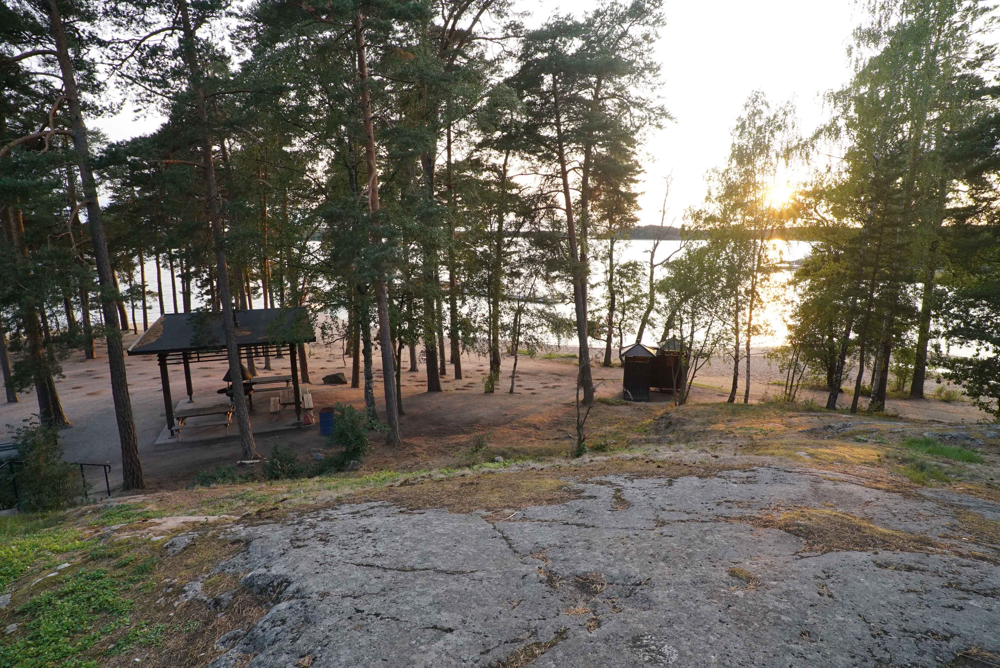 Ruissalo Camping06