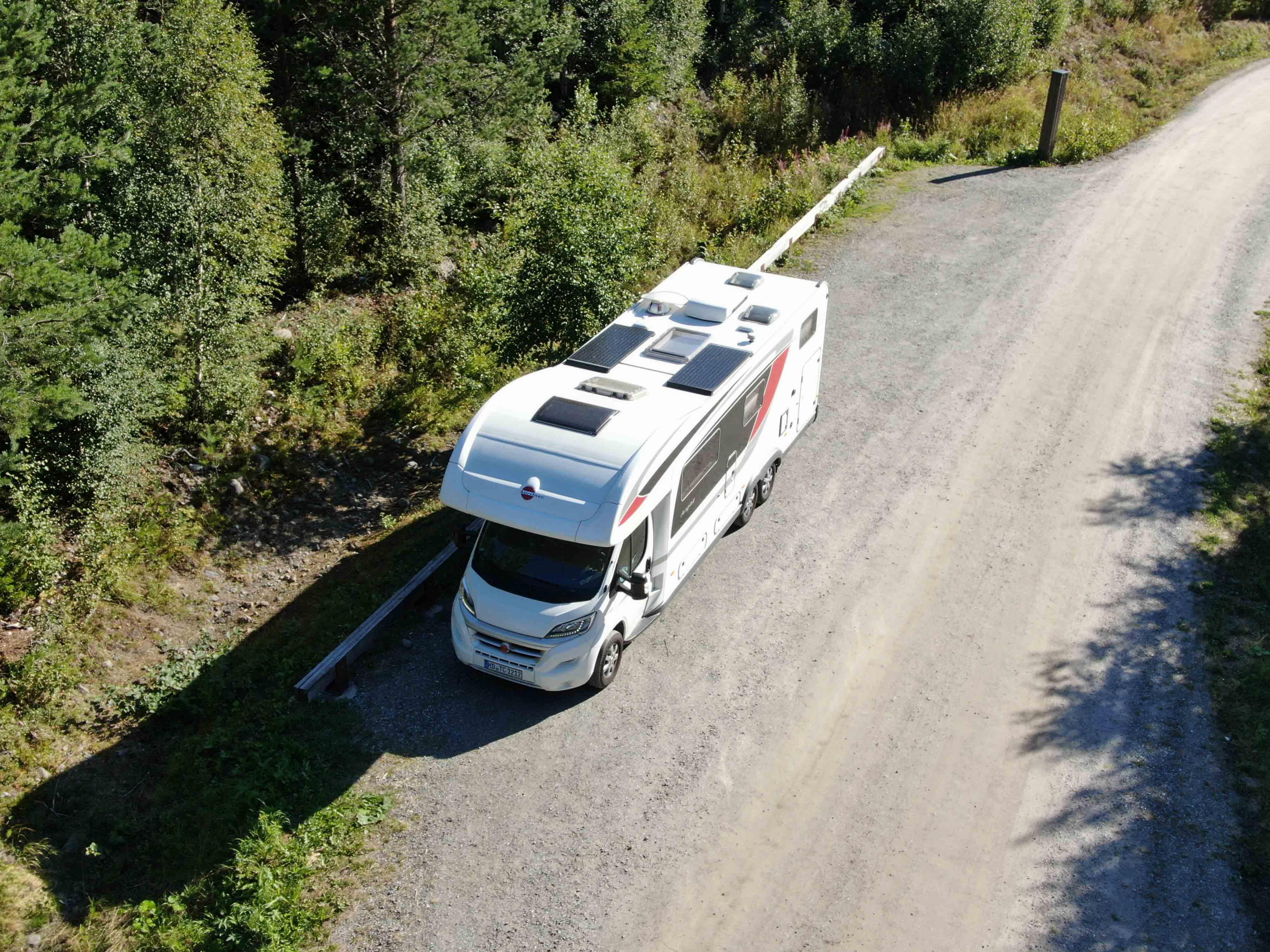 Skuleskogen EIngang Nord02