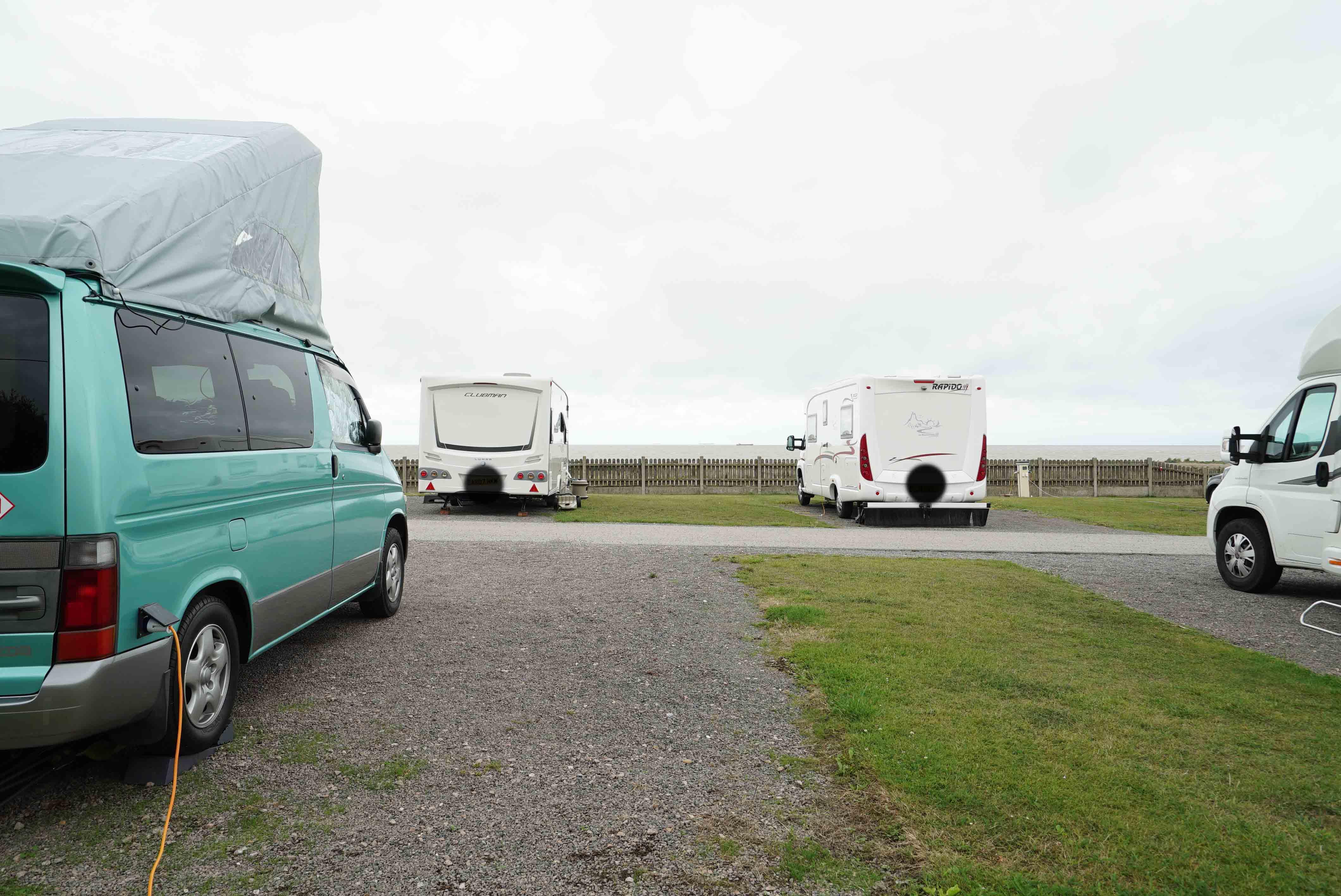 White House Beach Caravan Club Site01