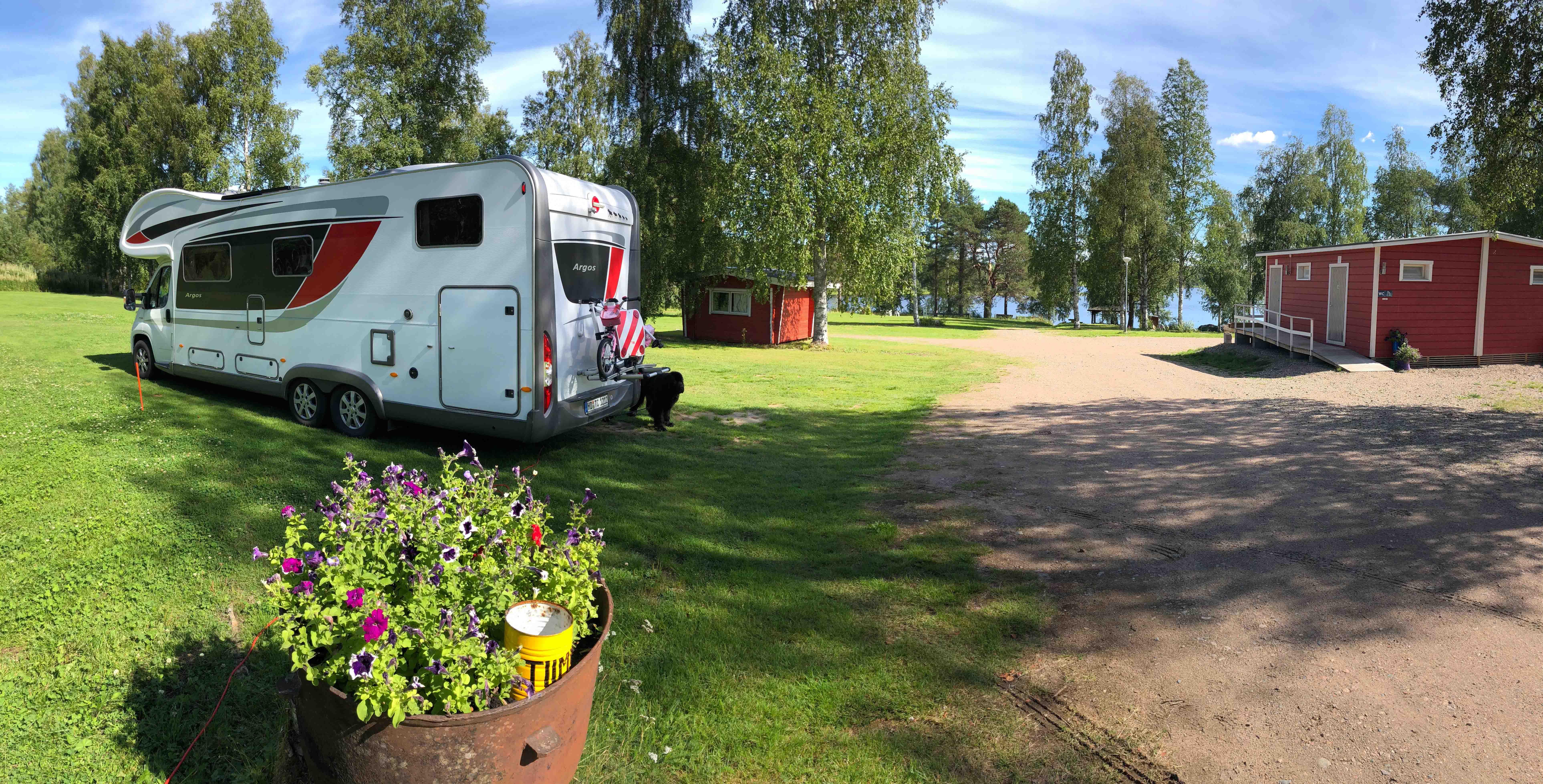 Puolanka Camping01