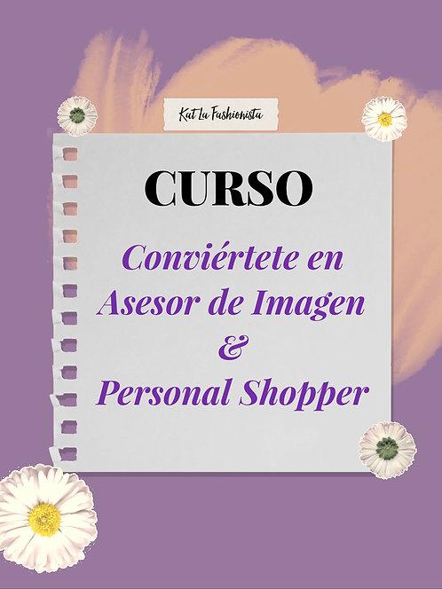 CURSO: Asesoría de Imagen y Personal Shopper