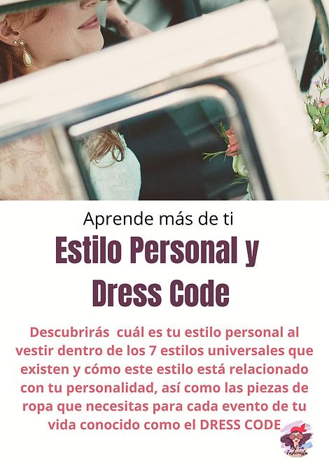 Descubriendo tu Estilo Personal y llevarlo a los Dress Code