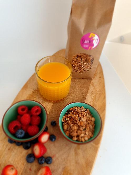Koolhydraatarm ontbijt  stap 1