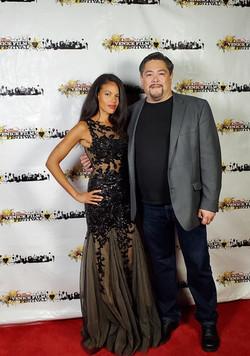 With Chloe Domange