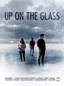 Up On The Glass Poster