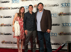 With Nikki and Kevin Del Principe