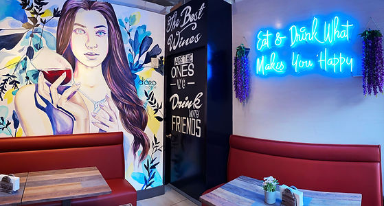 D'Oro Caffe Italian Restaurant in Downtown Miami