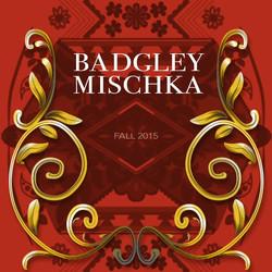 Badgley Mischka Fall 2015