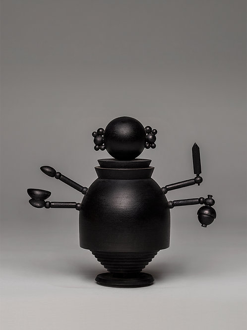 Kali Sculpture Toy