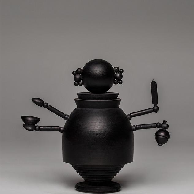 Kali Toy Sculpture