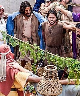wedding-jesus-and-disciples-dancing-at-t