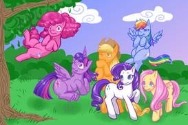 My Little Pony: Friendship Is Magic. Digital, 2016.
