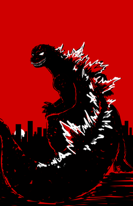 Godzilla. Digital, 2018.