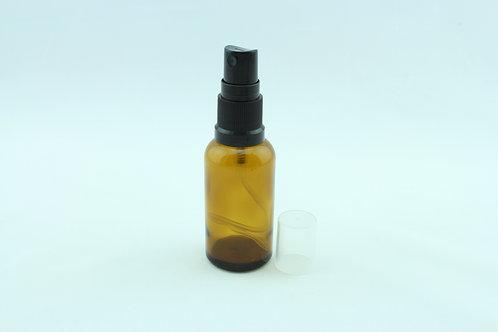 30ml Glass Spray Bottle - Amber