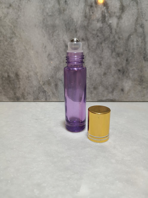 Roller Bottle - Purple