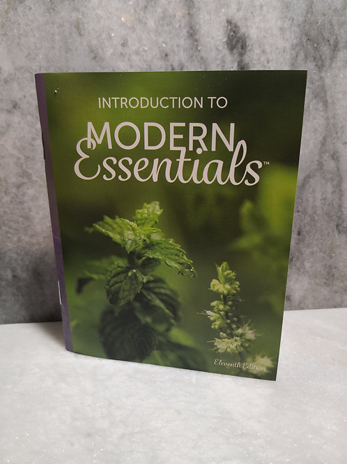 Booklet - Introduction to Modern Essentials 10PACK