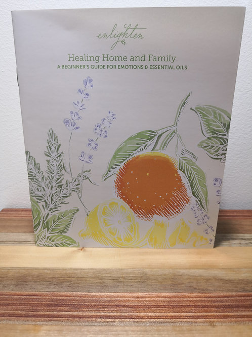 Booklet - Healing Home and Family