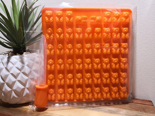 Gummy Bear Mould - Orange
