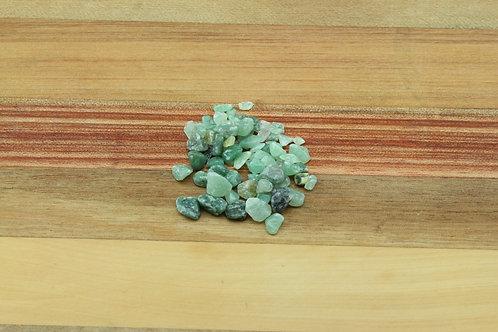 Crystal Chips - Green Aventurine