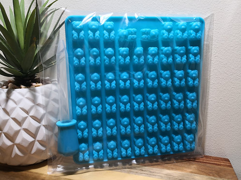 Gummy Bear Mould - Blue