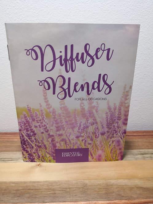 Booklet - Diffuser Blends for All Occasions