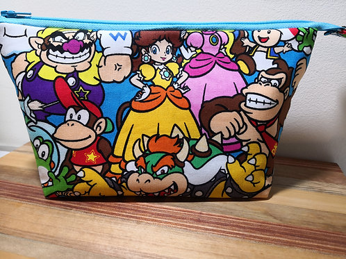 Large Pouch - mario and co