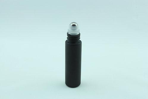 10ml Roller Bottle - Matt Black