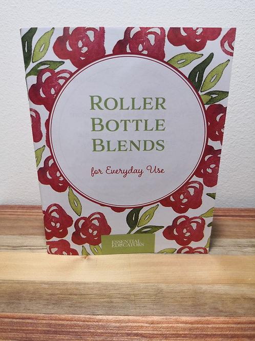 Booklet -  Roller Bottle Blends for Everyday Use