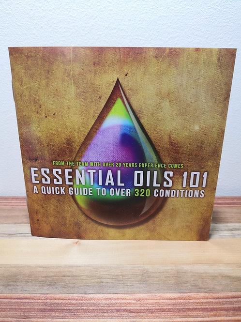 Booklet - Essential Oils 101
