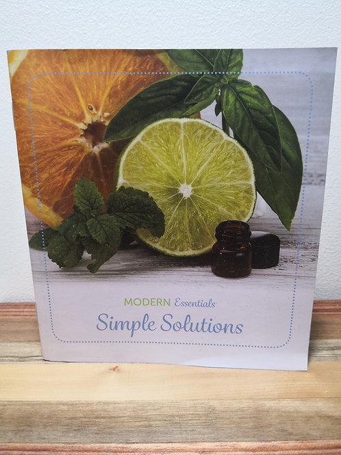 Booklet -Simple Solutions
