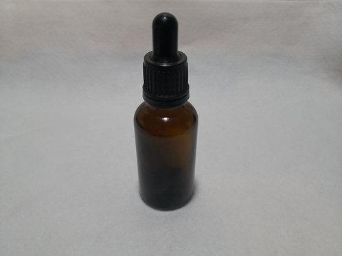 30ml  Glass Dropper Bottle - Amber
