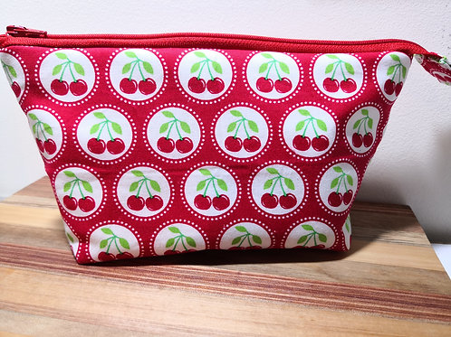 Large Pouch -cherries
